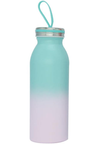 Stainless Steel Milk Bottle - Mint