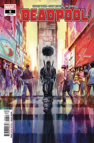 DEADPOOL #6 - Ferrara Market Inc.