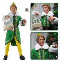 Elf Buddy the Elf 8-Inch Cloth Action Figure