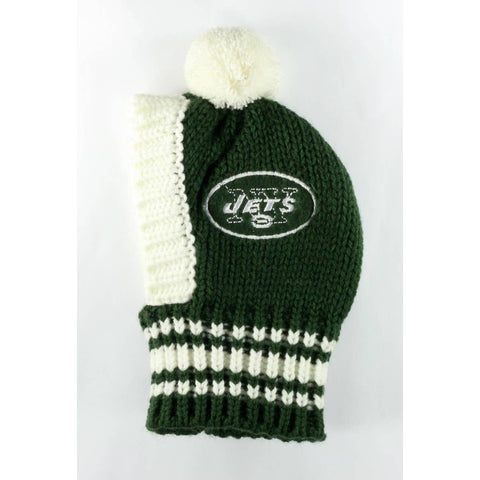 NFL Pet Knit Hat - Jets - Ferrara Market Inc.
