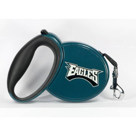 NFL Retractable Pet Leash - Eagles - Ferrara Market Inc.