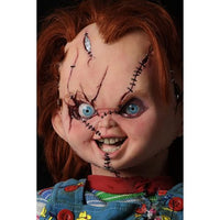 Child's Play Bride of Chucky Chucky Life-Size 1:1 Scale Replica - Free Shipping ETA Feb 2020 - Ferrara Market Inc.