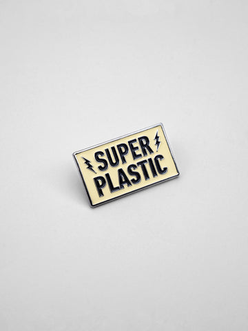 SUPERPLASTIC LOGO PIN - Ferrara Market Inc.