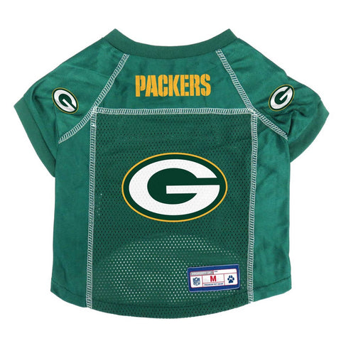 NFL Pet Jersey - Packers - Ferrara Market Inc.