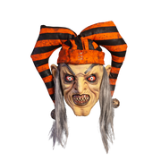 THE TERROR OF HALLOWS EVE - EVIL TRICKSTER MASK