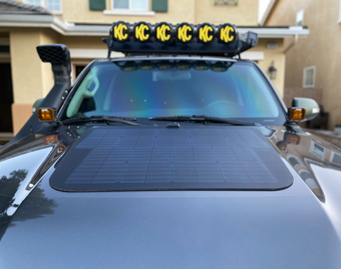 VSS system 4runner hood solar panel for 5th gen 4runner
