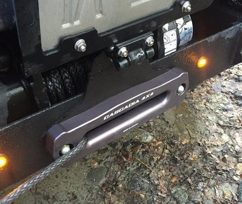 cascadia 4x4 hawse fairlead for winches