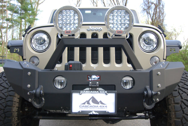 cascadia 4x4 flipster universal on jeep wrangler