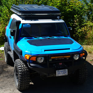 cascadia 4x4 vss system solar panel for toyota fj cruiser