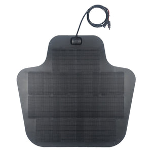 4th generation dodge ram HD hood solar panel