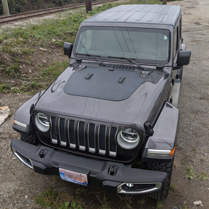 Cascadia 4x4 VSS system for jeep wrangler JL and gladiator