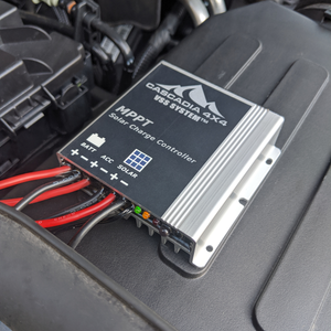 Cascadia 4x4 waterproof MPPT charge controller