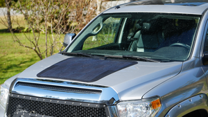 hood solar panel for toyota tundra