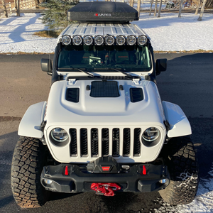 Cascadia 4x4 VSS system for Jeep gladiator Rubicon