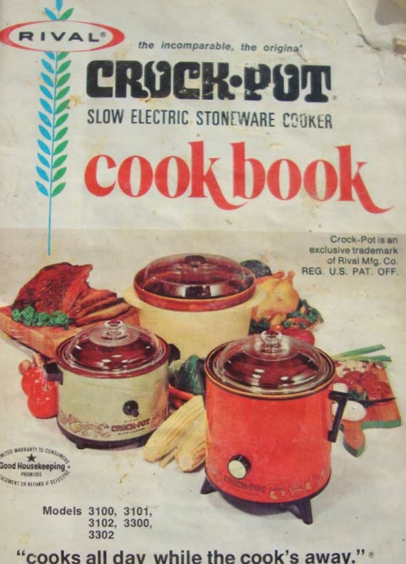 A Quick History of the Crock Pot