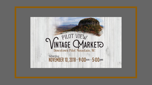 Fall Event_Pilot View Vintage Market
