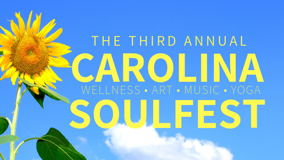 Find Us at Carolina Soulfest