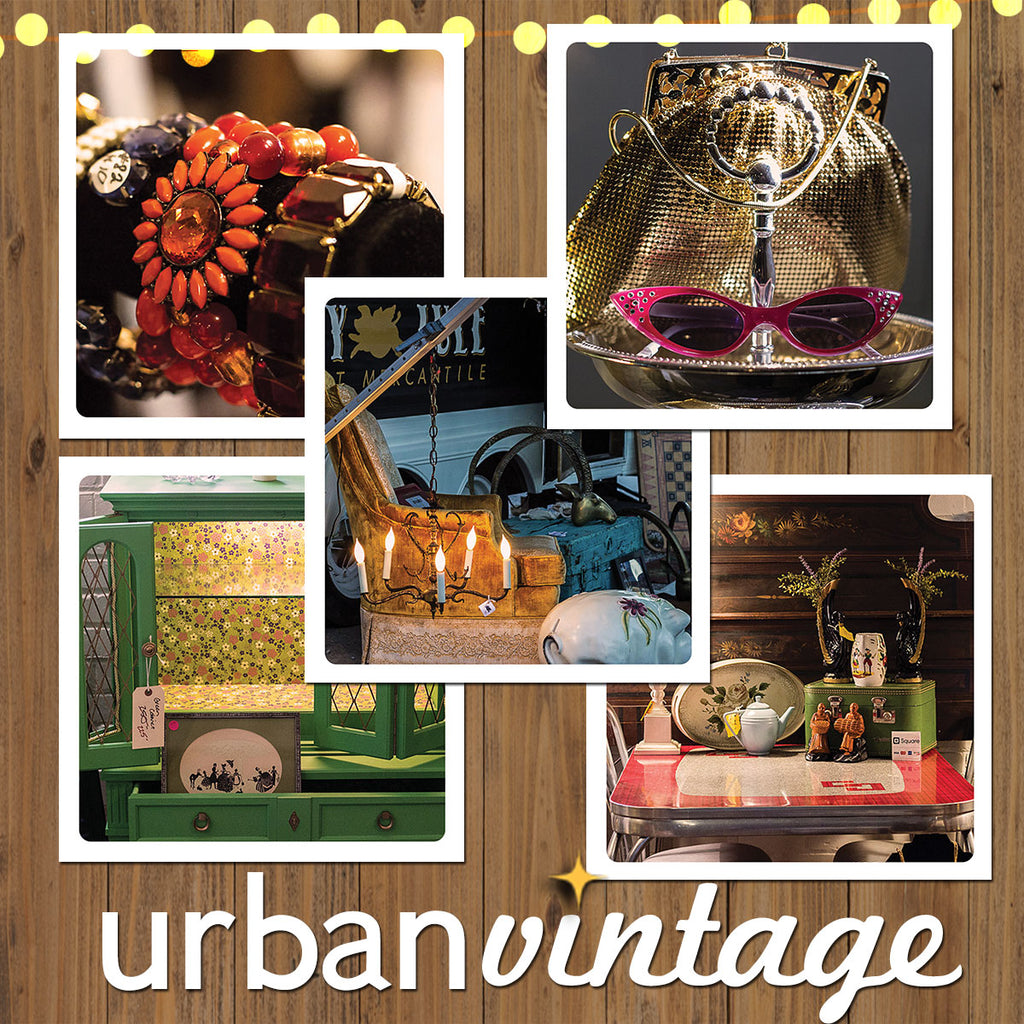 Save the Date! Urban Vintage Raleigh