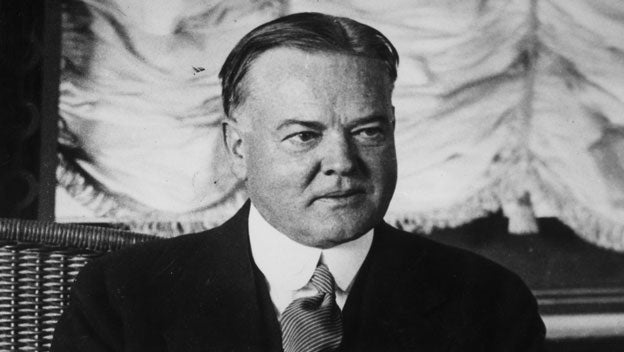 Cocktails for the Commander: Herbert Hoover