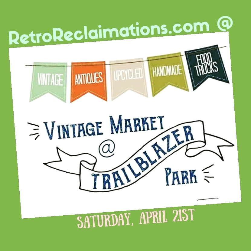 Vintage Market at the Park-Trailblazer Park, SC
