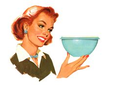 20th Century Kitchen Trends: Tupperware Plastic Storage