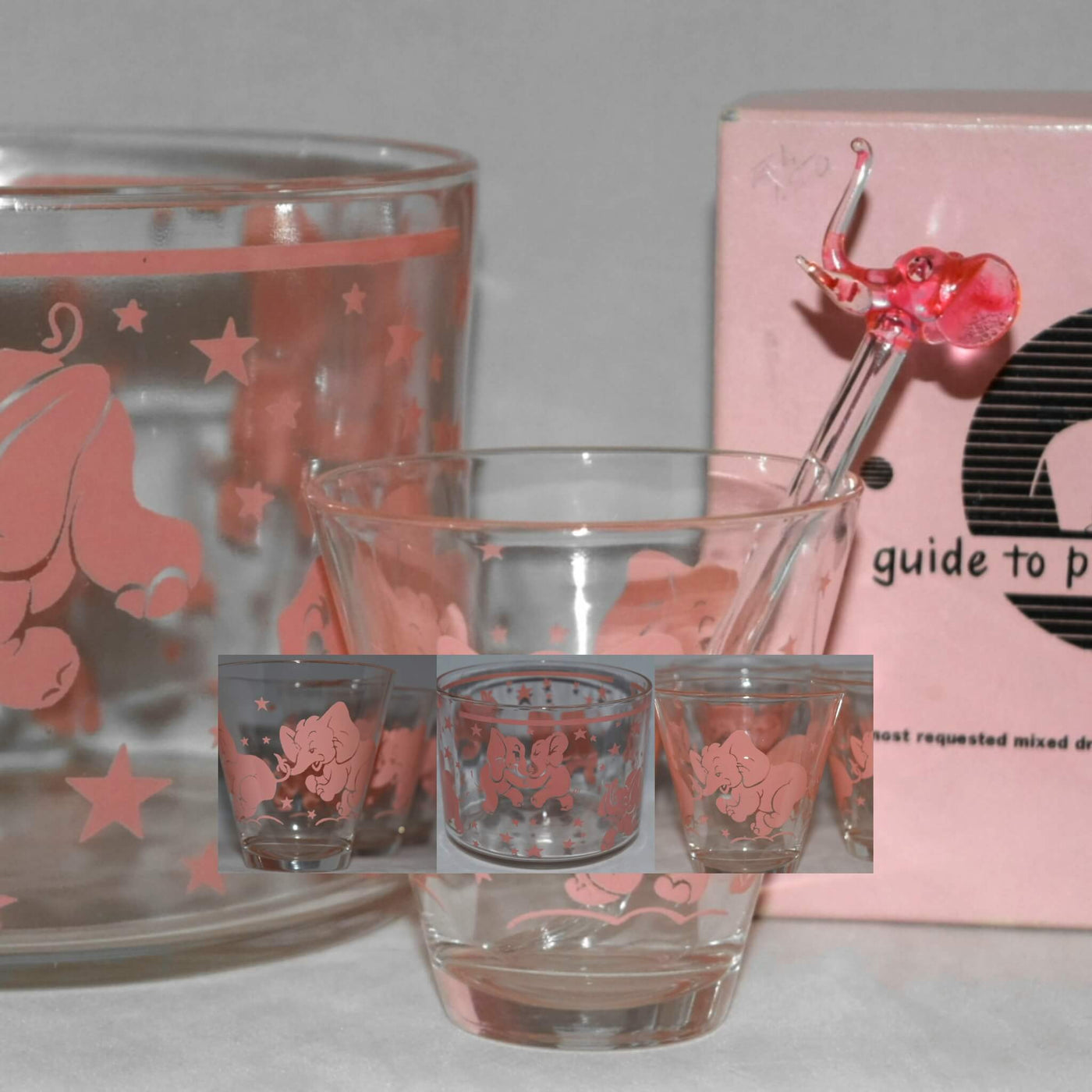 Description: Vintage Barware ...