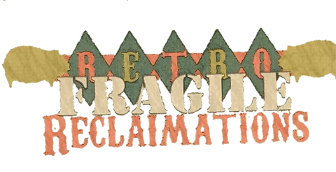 RetroReclaimations.com fragile logo