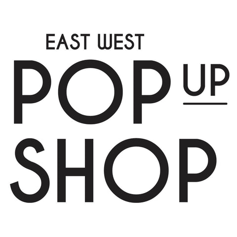 Image-East West Pop Up Shop logo