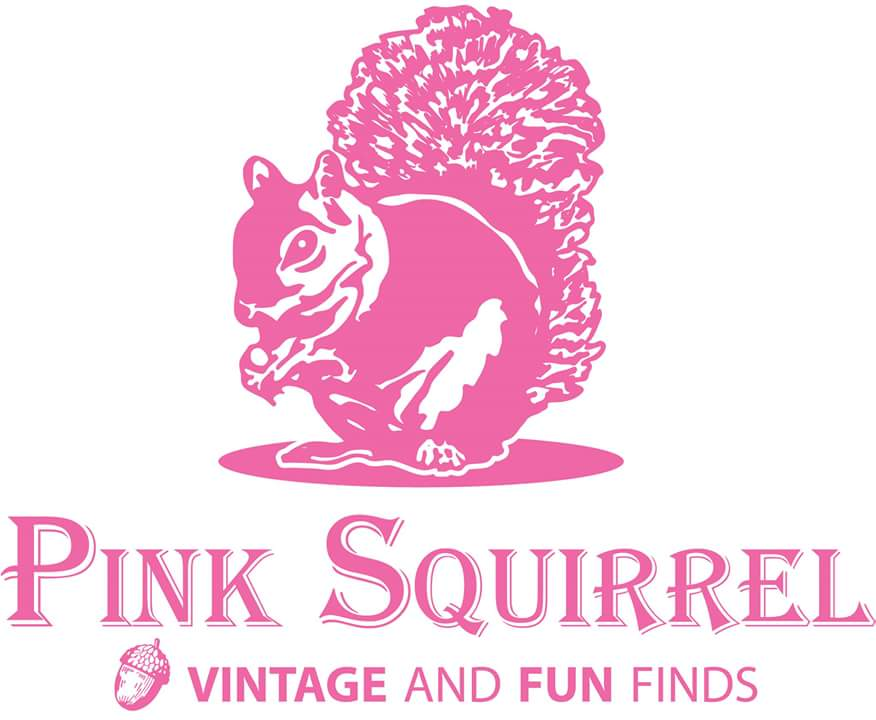 Pink Squirrel Shop logo