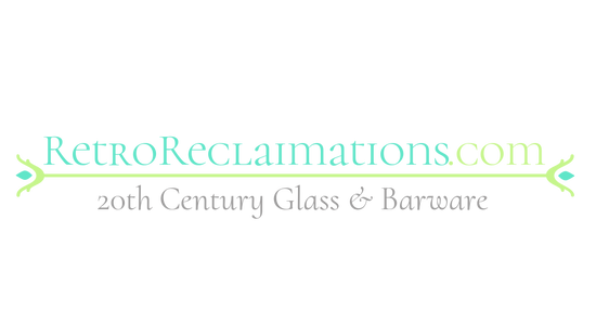 Vintage Glassware RetroReclaimations