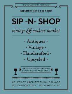 Image-Sip-N-Shop Flyer