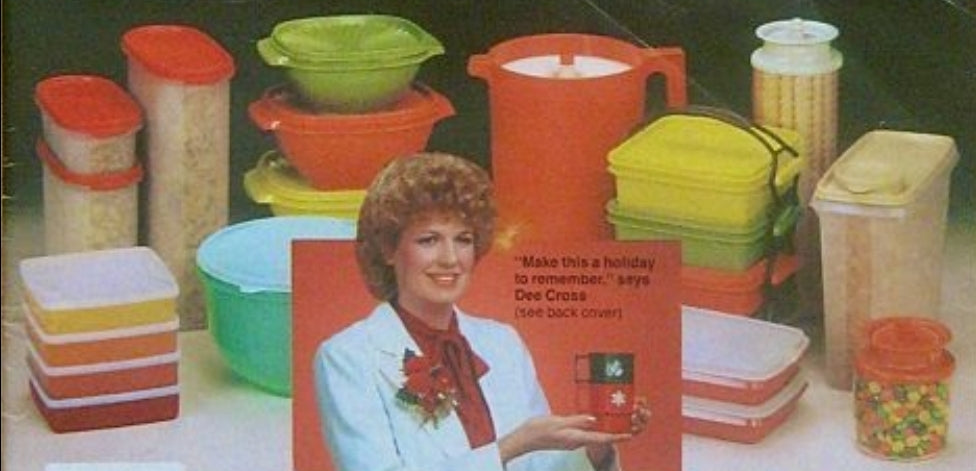 Vintage Tupperware Ad