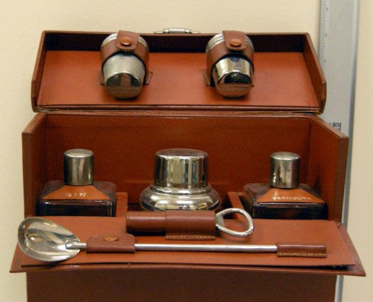 Hugh Gibson's Martini Set
