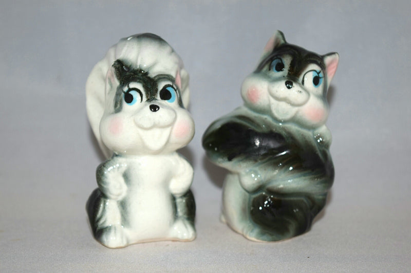 Japan,salt n pepper - Vintage Glassware RetroReclaimations.com