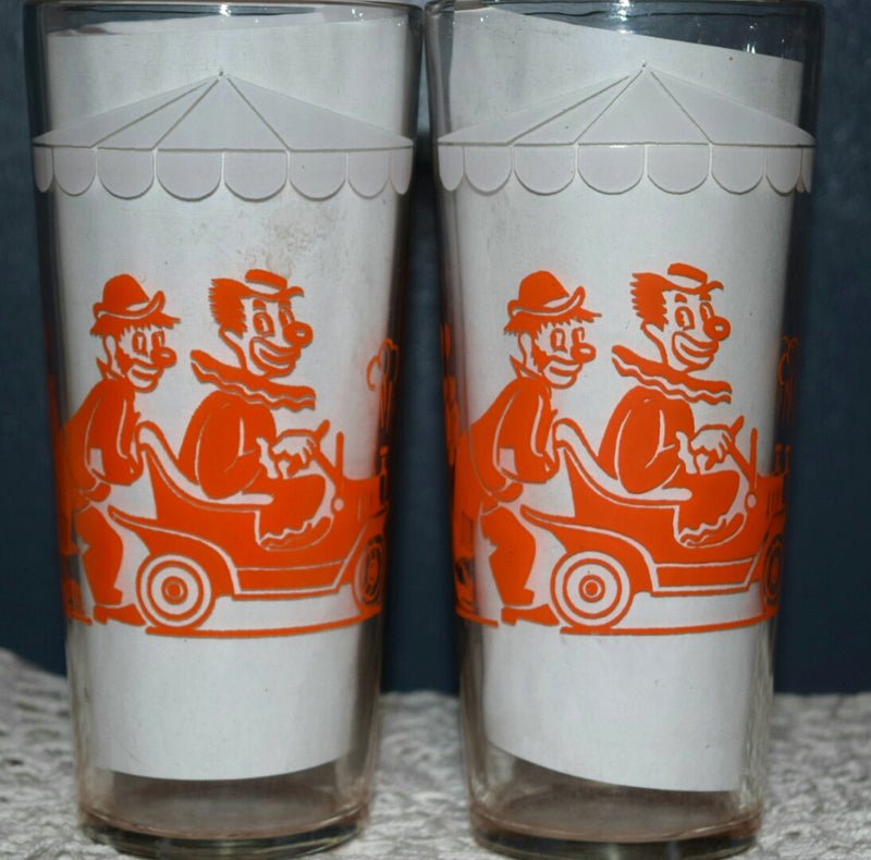 Unknown,tumbler - Vintage Glassware RetroReclaimations.com
