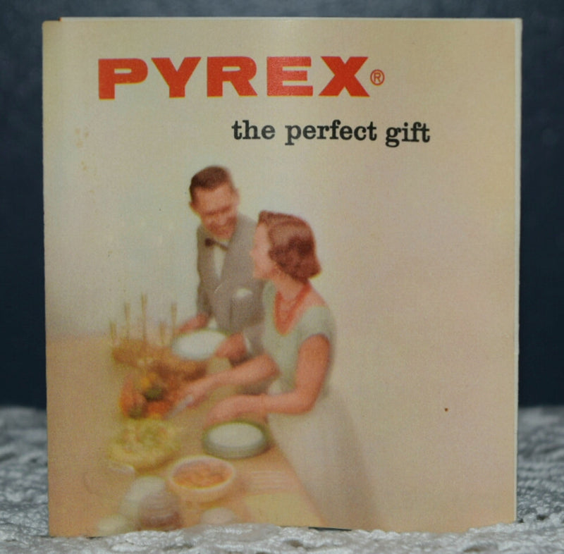Pyrex,divided dish - Vintage Glassware RetroReclaimations.com