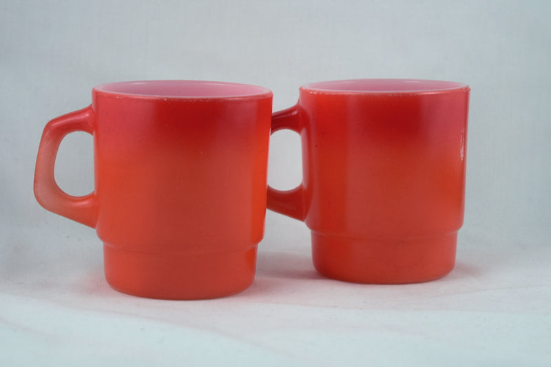 Fire King,Coffee Mug - Vintage Glassware RetroReclaimations.com