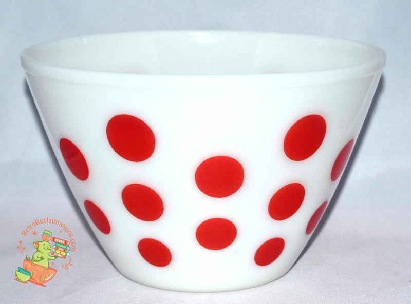 Fire King,mixing bowl - Vintage Glassware RetroReclaimations.com