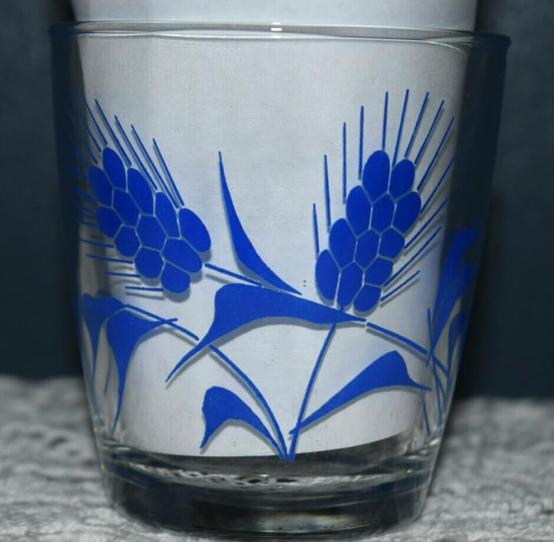 Hazel Atlas,Sour cream - Vintage Glassware RetroReclaimations.com