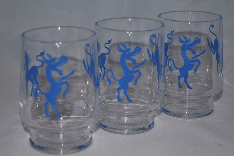 Federal Glass,barware - Vintage Glassware RetroReclaimations.com