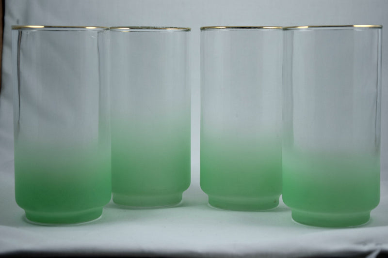 BLENDO,tumbler - Vintage Glassware RetroReclaimations.com