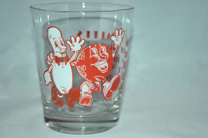 C.M. Paula Co.,barware - Vintage Glassware RetroReclaimations.com