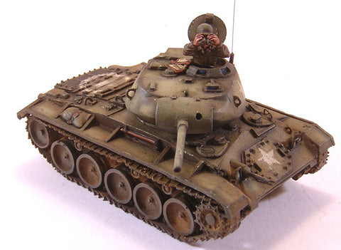 US-AFV M24 Chaffee Light Tank