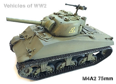 US-AFV M4A2 USMC 75mm Sherman