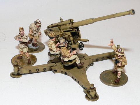 Italian-AFV 90/53 deployed 5 Crew