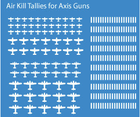AFV-Decal German Air Kill Tallies