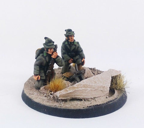 Italian Alpini Brexia 45mm Mortar- Summer (ALP006)