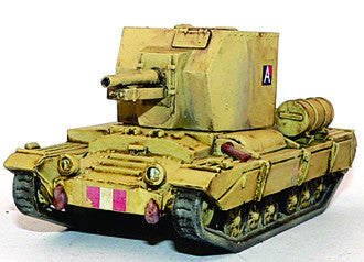British-AFV Bishop Self Propelled Artillery