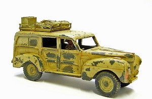 "British-AFV C11 ADF Staff Car ""Woodie"""