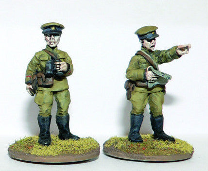 Game Miniatures - Soviet Generals (2)